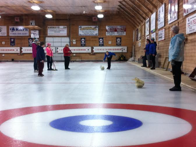 Pre-Season Curling @ Crapaud Community Curling Club | Prince Edward Island | Canada
